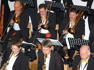 Bigband Konzert, Erbach