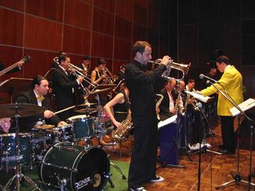 Bigband Jubiläumskonzert, Kornhaus