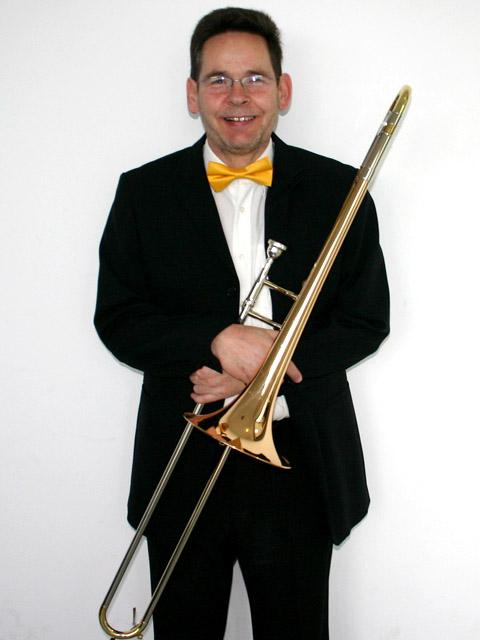 Beisitzer Rolf Schickler