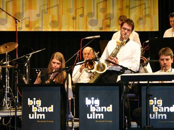 Bigband Konzert 2011, Senden