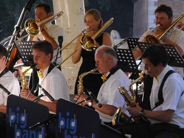 Bigband Konzert, Senden