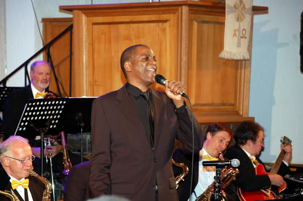 Gospel meets Jazz, Heidenheim 26.12.2015