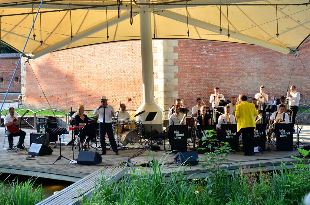 The Sound Of Swing, Glacis 27.07.2016 (Foto: Julia König)