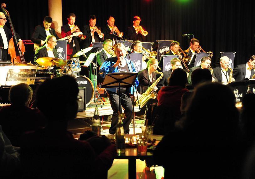 Bigband Konzert 2012, Senden